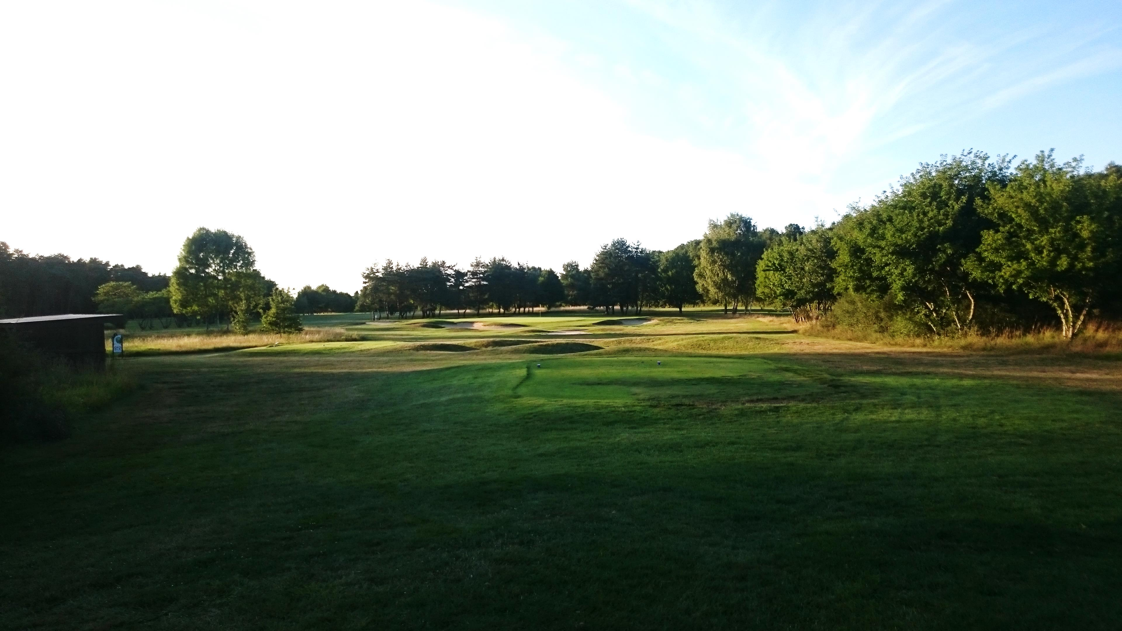 Golf du ch teau de cheverny golf international 18 trous for Entretien jardin grenoble